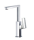 (KJ802I001) Single lever mono basin mixer