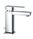 (KJ806A000) Single lever mono basin mixer