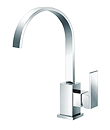 (KJ806I001) Single lever mono basin mixer