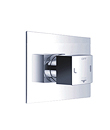 (KJ8064200) Wall 3-way diverter