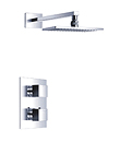 (KJ8068400) Wall thermostatic shower mixer