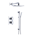 (KJ8068440) Wall thermostatic shower mixer
